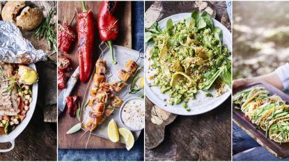 """5 pittige recepten voor een duurzame BBQ: """"Ik gebruik vlees als smaakmaker, niet als hoofdingrediënt"""""""