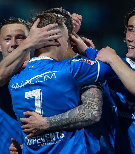 Plotseling is FC Den Bosch een doelpuntenmachine: zestien goals in de laatste drie wedstrijden