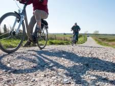 Voorlopig geen alternatief voor bouwpuin met plastic in wegen, zegt ook waterschap