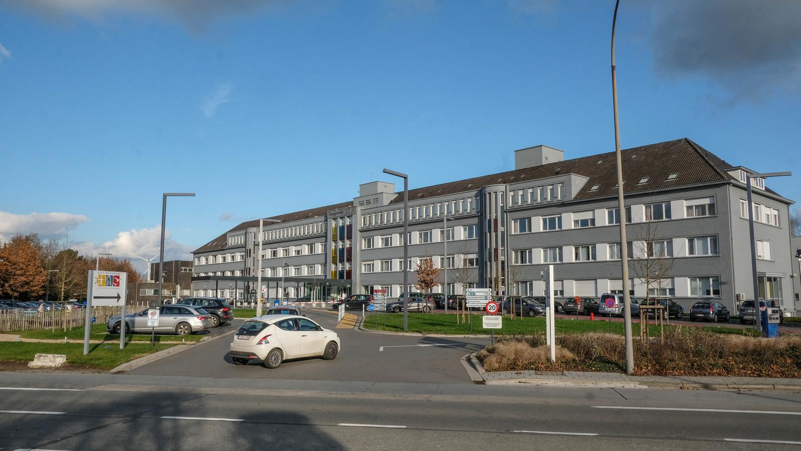 Waregem OLV Lourdes ziekenhuis