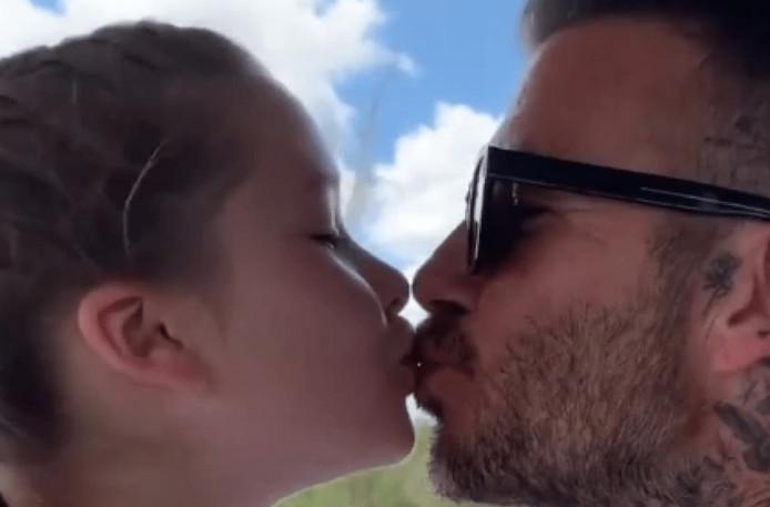 Le baiser de la discorde
