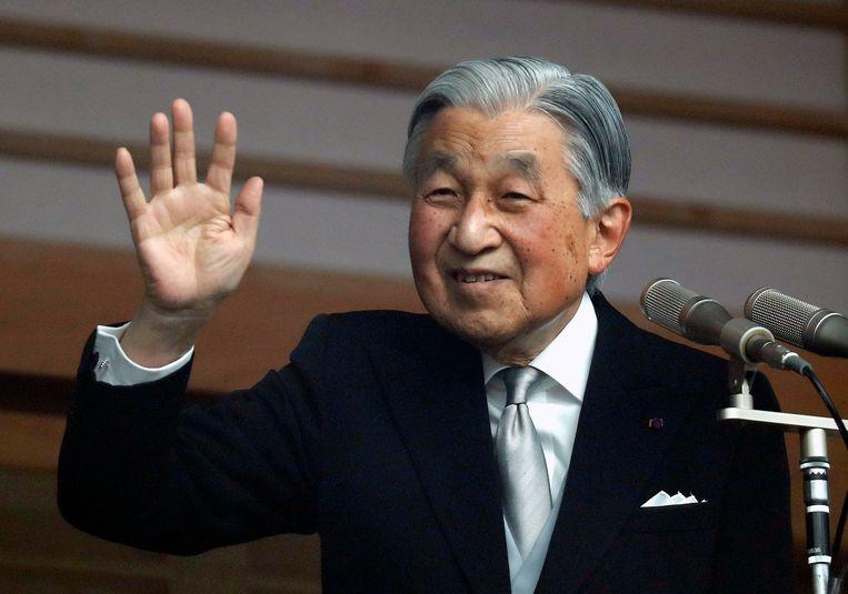 De voormalig keizer van Japan, Akihito, heeft kortstondig het bewustzijn verloren.
