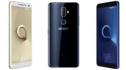 GETEST: Alcatel 3V: dubbele camera is verrassing van grote budgettelefoon die gezicht herkent en vingerafdruk scant