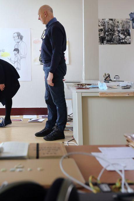 Eindhovense kunstenaars resideren tussen de oude paters in Teteringen