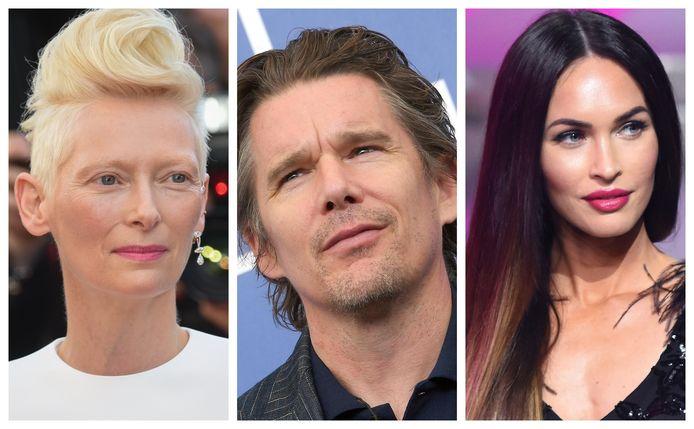 Tilda Swinton, Ethan Hawke en Megan Fox hielden er allemaal een open relatie op na.