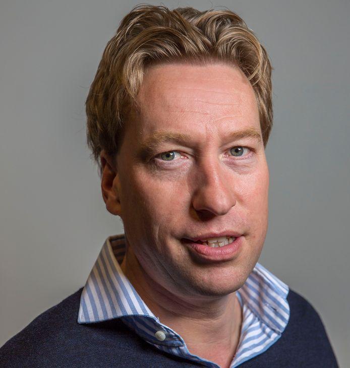 Stephen Steijger, voorzitter van Zinkwegse Boys.