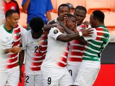 Suriname verlaat Gold Cup met historische overwinning