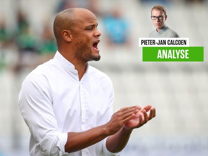 Onze Anderlecht-watcher Pieter-Jan Calcoen over één jaar Kompany als hoofdcoach.