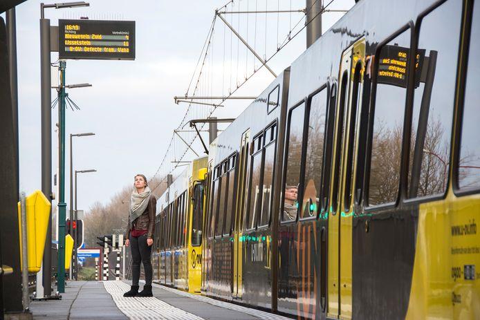 In de toekomst is een een metro-achtige tramverbinding nodig in Utrecht.