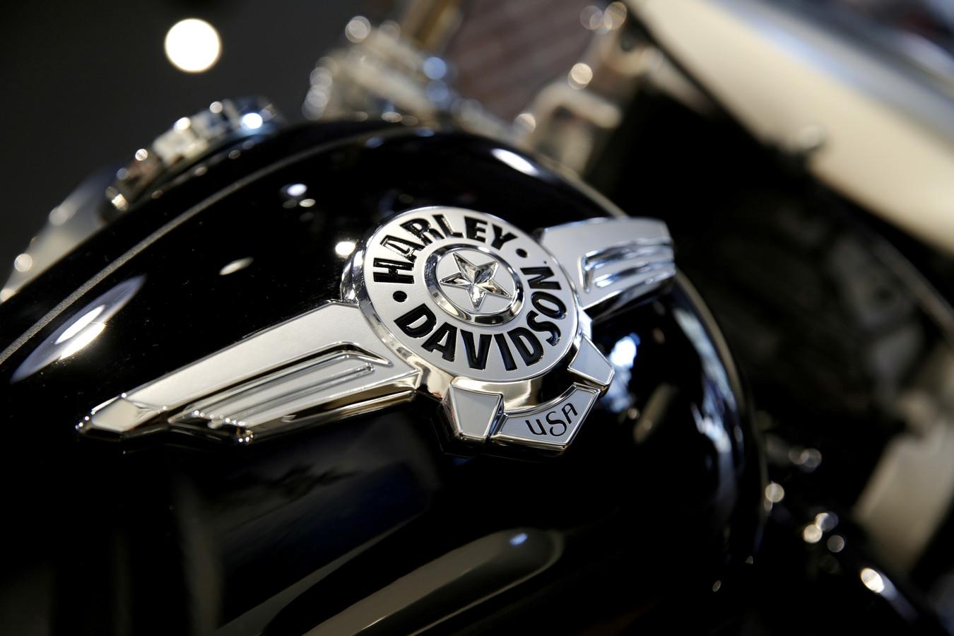 """La nouvelle marque de Harley-Davidson, baptisée """"LiveWire"""", se concentrera sur les motos entièrement électriques (illustration)."""