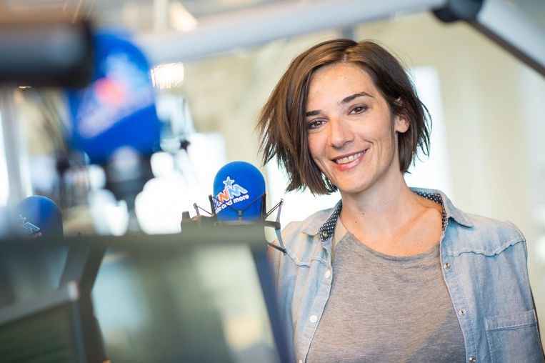 MNM-presentatrice Karolien Debecker: