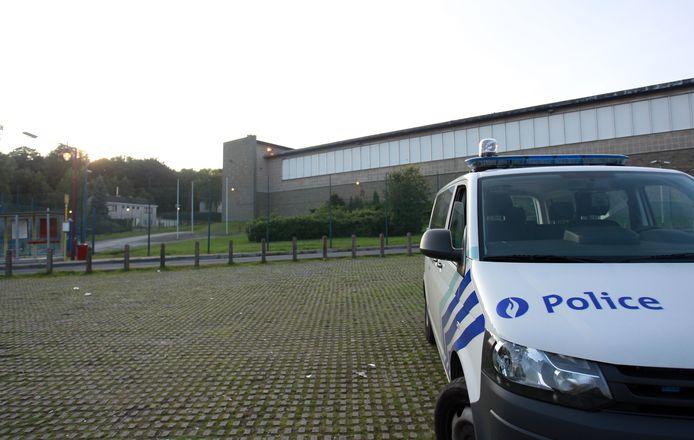 De gevangenis van Jamioulx in Henegouwen (archiefbeeld).