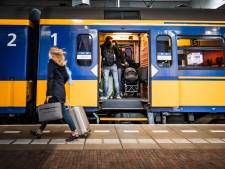 Trein na 'verdachte situatie' stilgezet bij Veenendaal, verdachte aangehouden