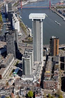 Zalmhaventoren niet meer weg te denken uit skyline: honderden Rotterdammers delen hun uitzicht