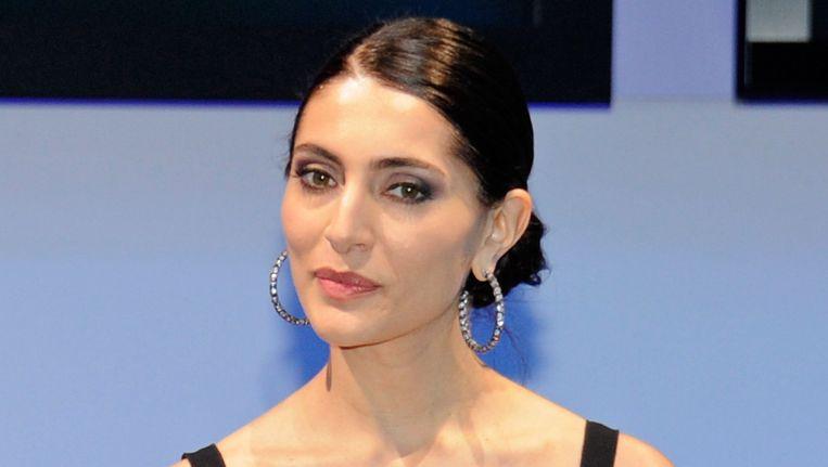 De actrice Caterina Murino. Beeld AFP