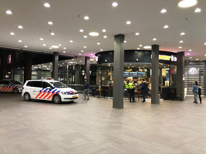 Ook in het nieuwe jaar blijft de golf van overvallen aanhouden, onder andere bij Dunkin' Donuts in de Piazza Eindhoven. In totaal waren er vorig jaar 40 overvallen.