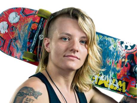 Skateboardster Candy Jacobs test positief en moet streep zetten door Spelen: 'Enorme deceptie'