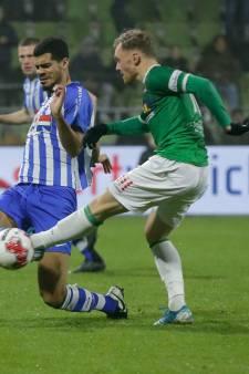 Kersverse vader Amevor met FC Eindhoven naar oud-club: 'Eagles-fans laten zich altijd horen'