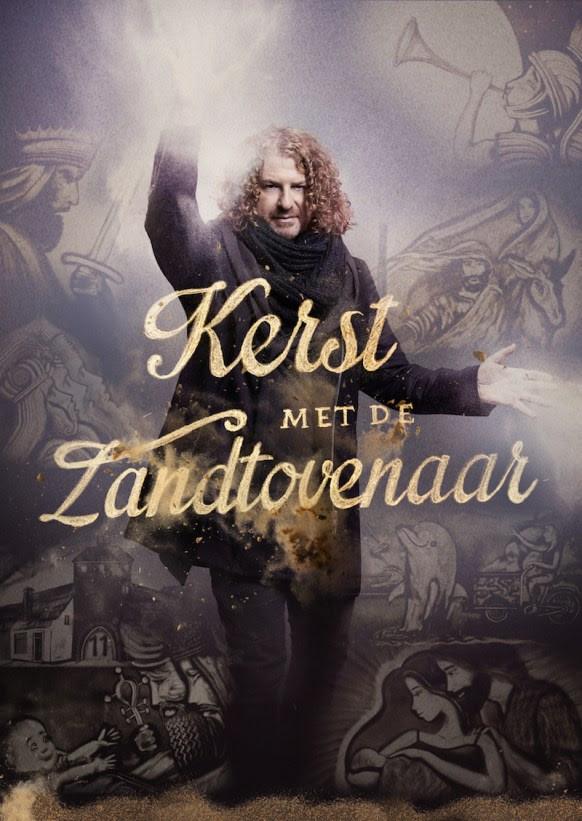 Kerst met de Zandtovenaar wordt woensdag 11 december voor televisie opgenomen in Harderwijk