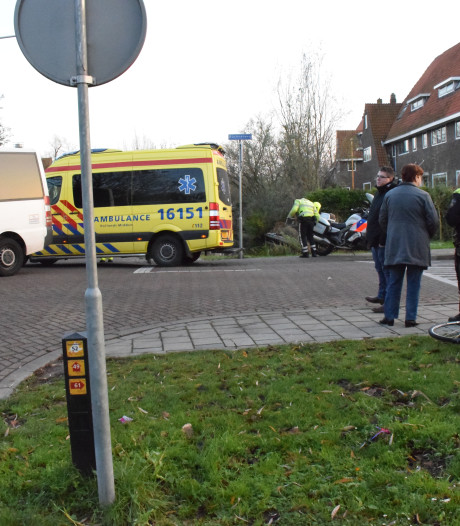 Jeugdige fietser aangereden in Gouda
