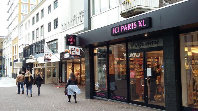 De nieuwe vestiging van ICI Paris aan Plein 1944 in Nijmegen