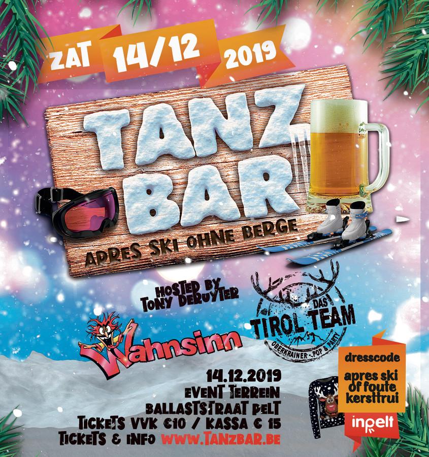 Affiche Tanzbar