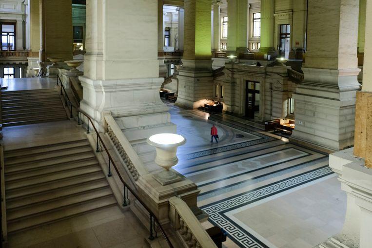 De zaak werd gepleit in het Brusselse justitiepaleis
