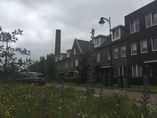 Enka wijk in opbouw, oud en nieuw