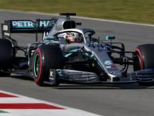 Mercedes presenteert op Valentijnsdag nieuwe bolide