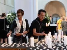 Slachtoffers van vliegramp herdacht in kerk Amersfoort