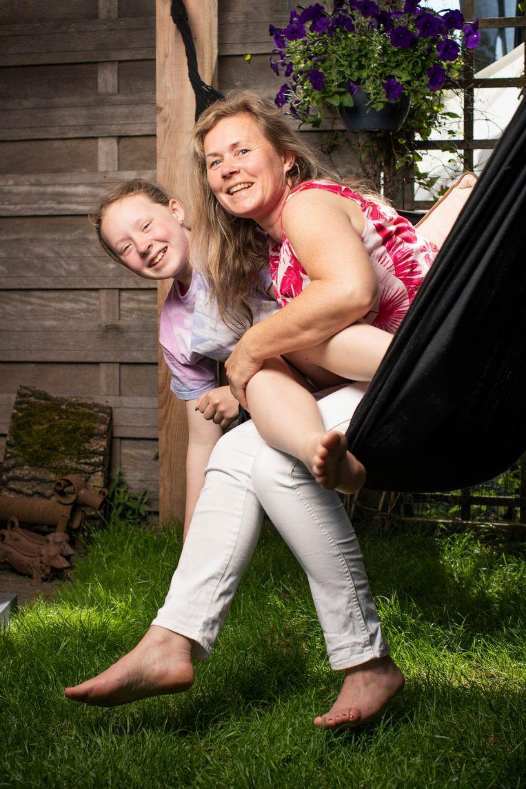 Annelieke en Annette Beeld Harmen De Jong