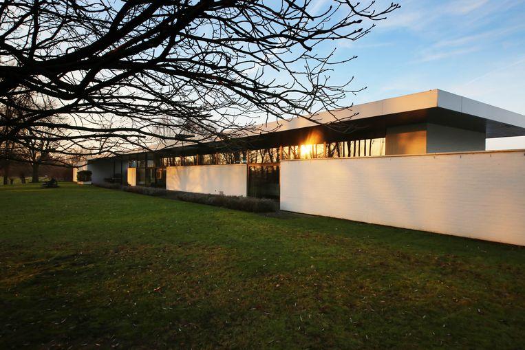 De villa van Georges Vandenbussche staat opnieuw te koop