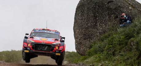 Deux abandons en deux jours pour Neuville au Portugal