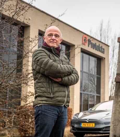 Gemerts Protekta wint innovatieprijs: 'Herstellen van beschadigd hout is goedkoper dan het te vervangen'