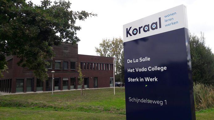 De La Salle in Boxtel behoort tot jeugdzorginstelling Koraal.