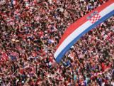 Fotoserie: Zo kijkt Zagreb naar de WK-finale tegen Frankrijk