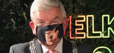 'Bekbedekkâh' en kerauna eidisie van Ut Groen-Geile Boekie voor burgemeester Van Zanen