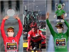 Roglic volgt zichzelf op als eindwinnaar: 'Onmogelijk om te vergelijken'