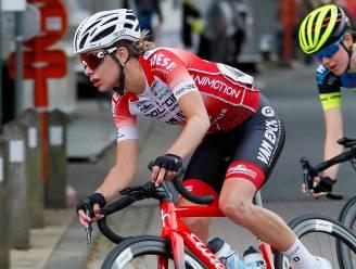 """Mieke Docx reed eerste Parijs-Roubaix: """"Avontuur is zeker voor herhaling vatbaar"""""""