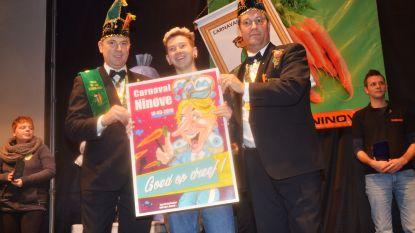 Nieuw carnavalsjaar officieel geopend