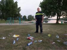 Overlast schreeuwende en drinkende jongeren rond Rhederlaag lijkt voorbij: 'Erg tevreden'