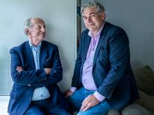 Cees Bos voert voor de derde keer de lokale Utrechtse partij aan, met steun van vader Hein (74)