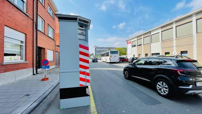 Superflitspaal voor het eerst gespot in de Welvaartstraat
