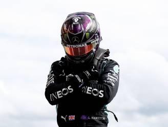 Hamilton pakt pole in Francorchamps, Ferrari stelt opnieuw zwaar teleur