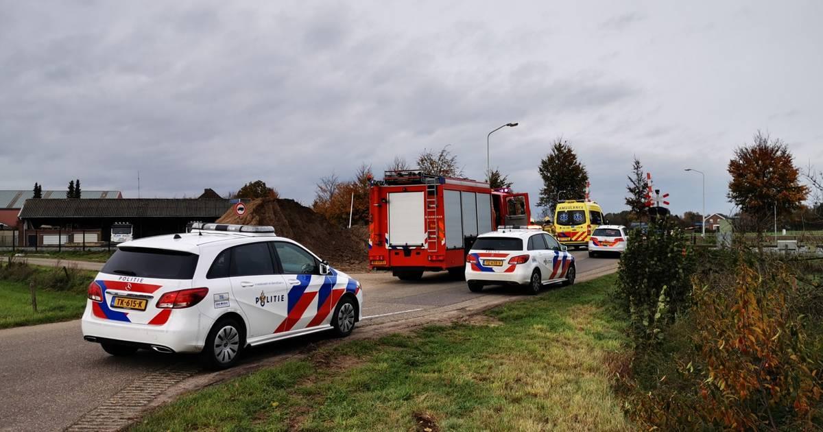 Treinverkeer Didam-Wehl gestremd na fatale aanrijding.