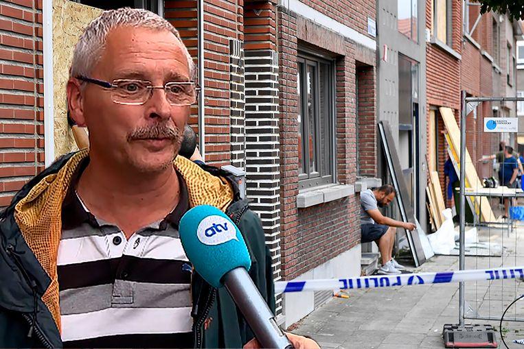 Buurtbewoners zijn niet te spreken over de reclame van een glazenmaker die ze na de explosie in hun brievenbus vonden.