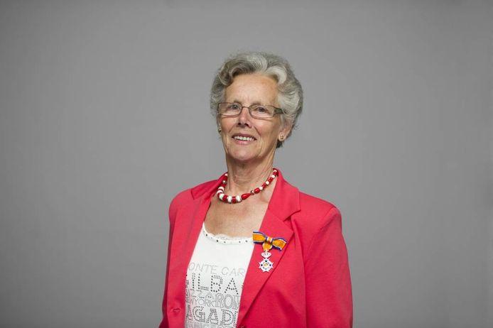 Anneke van der Steen-Rovers (71) uit Berlicum