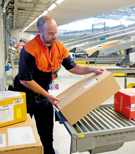 PostNL bezorgt recordaantal pakketten: 337 miljoen