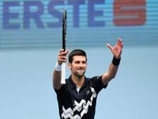 Quasiment assuré de finir l'année en N.1 mondial, Djokovic égale Sampras