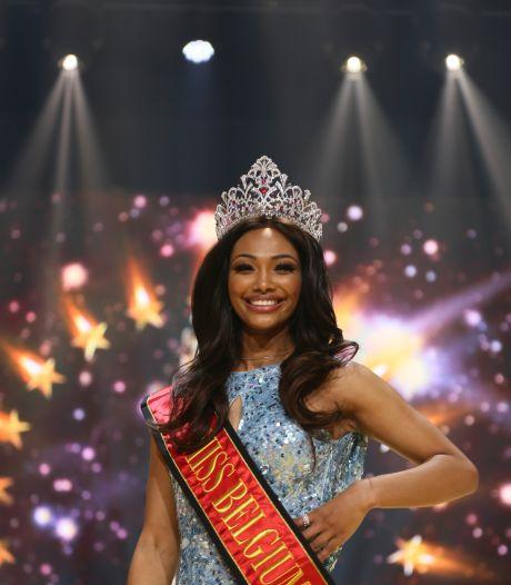 """L'histoire bouleversante de Miss Belgique, abandonnée par son père à 9 ans: """"Je ne comprends pas comment il a pu nous faire ça"""""""